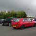 V221 TVY - Ford Fiesta @ Killingworth #2
