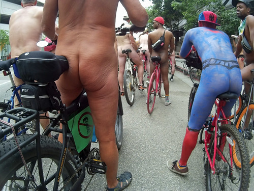 L.A. World Naked Bike Ride 2018 (111658)