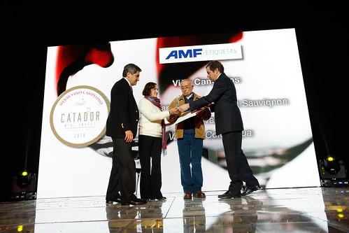 Premiación Catad'Or 2018