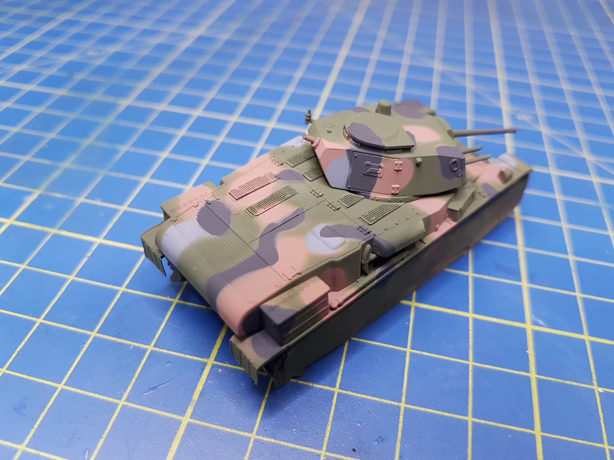IBG Models 1/72 Stridsvagn m/40L Swedish Light Tank - Sida 2 42423268285_eda71d3554_k