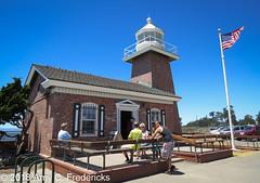 Santa Cruz CA - Santa Cruz Lighthouse
