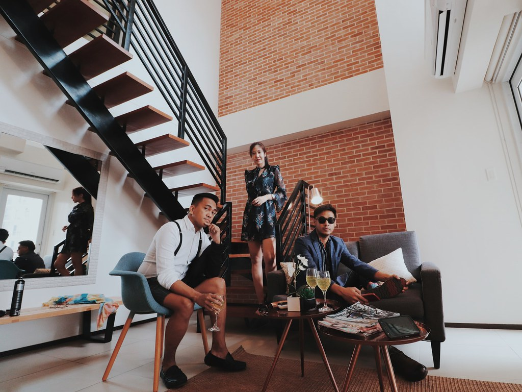 Staycation at Cirque Serviced Residences Hotel Review