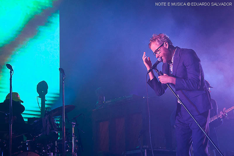 The National - NOS Alive 2018