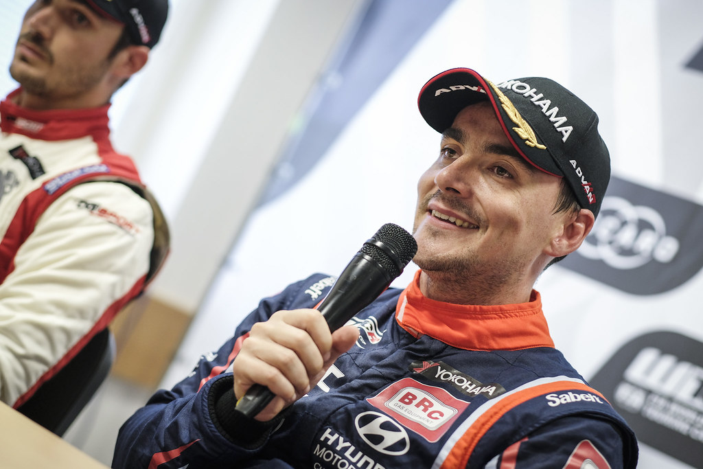MICHELISZ Norbert, (hun), Hyundai i30 N TCR team BRC Racing, portrait during the 2018 FIA WTCR World Touring Car cup race of Slovakia at Slovakia Ring, from july 13 to 15 - Photo François Flamand / DPPI.