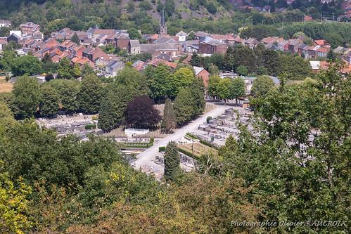 MARCINELLE, Site du Bois du Cazier