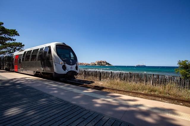 Photo:le train des plages / beaches train By dbrothier