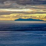 9. Jaanuar 2011 - 20:02 - Sunset view from Mount Maunganui (Mauao), in Tauranga, New Zealand...