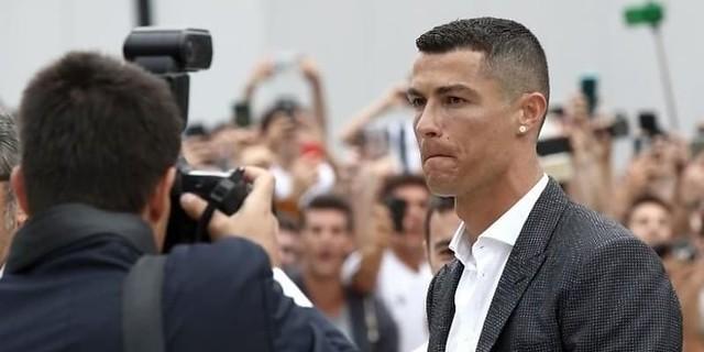 Karena Cristiano Ronaldo Tak Mau Terjebak Di Zona Nyaman