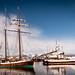 Husavik Harbor by eScapes Photo