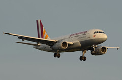 Germanwings Airbus A319-132 D-AGWA