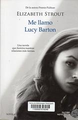 Elizabeth Strout, Me llamo Lucy Barton