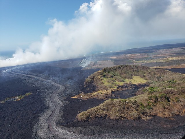 06/26/18 Kilauea, HI - East Rift Zone Eruption