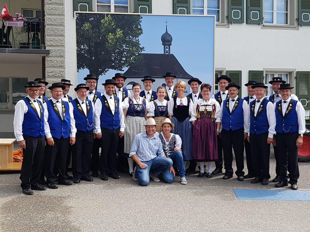 23.06.2018 Jodelfest in Schötz