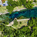 Barton Springs From Above by Rock Studios