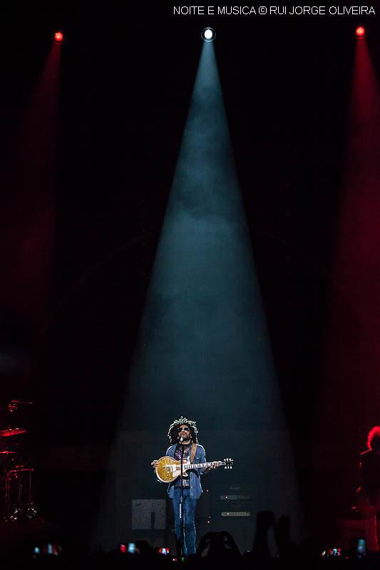 Lenny Kravitz - Altice Arena '18