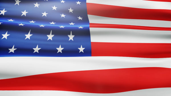 American Flag (0-00-00-00)