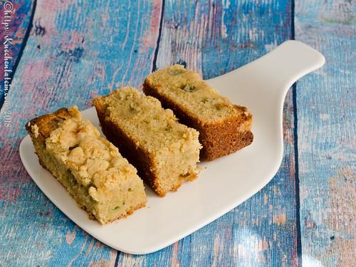 Gooseberry Crumble Cake (1)