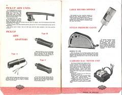 Gramophone Equipment Redg