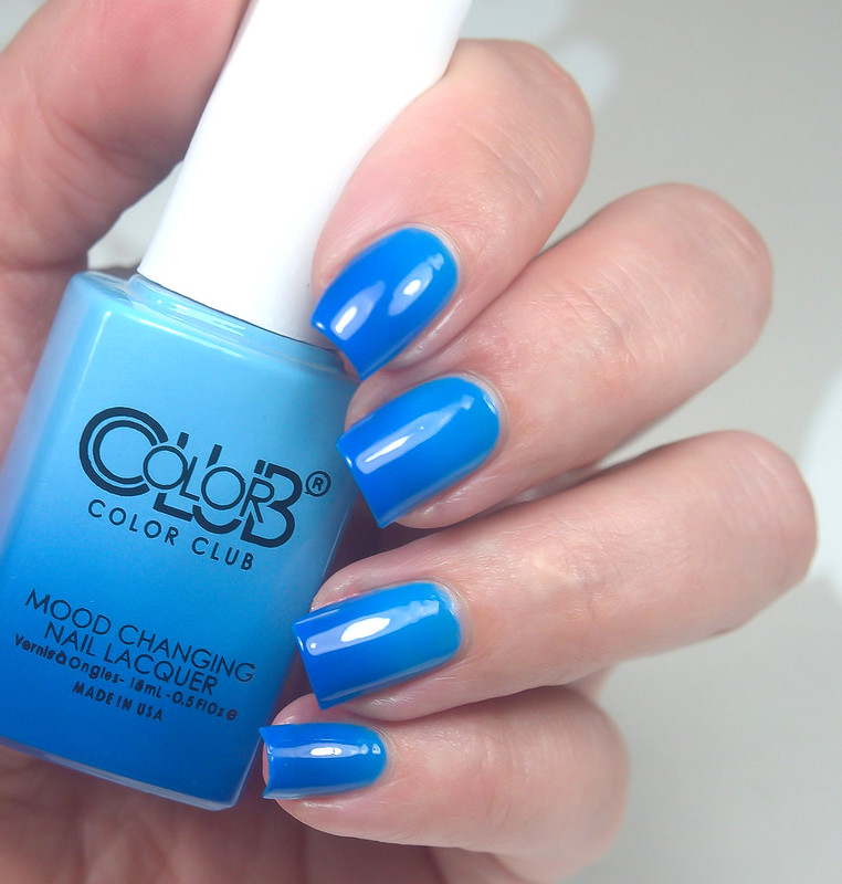 Color Club Feelin` Free