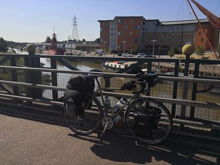 Day 32 - Harwich to Chelmsford