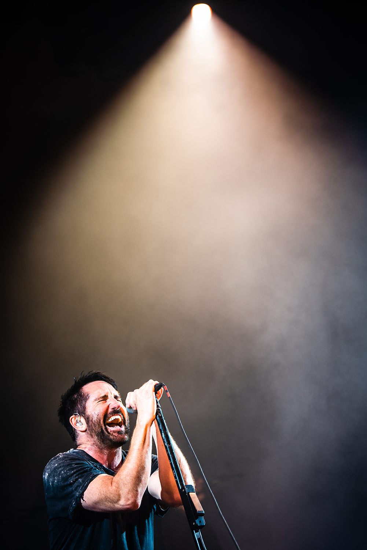 Nine Inch Nails @ Rock Werchter 2018 (Jan Van den Bulck)