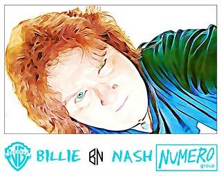 Billie Nash Promo Pic