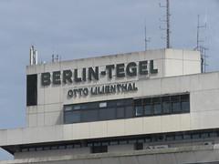 Berlin Tegel Airport.