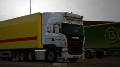 Leased 2007 Scania R500 for Arkadia Transport [ETS2]
