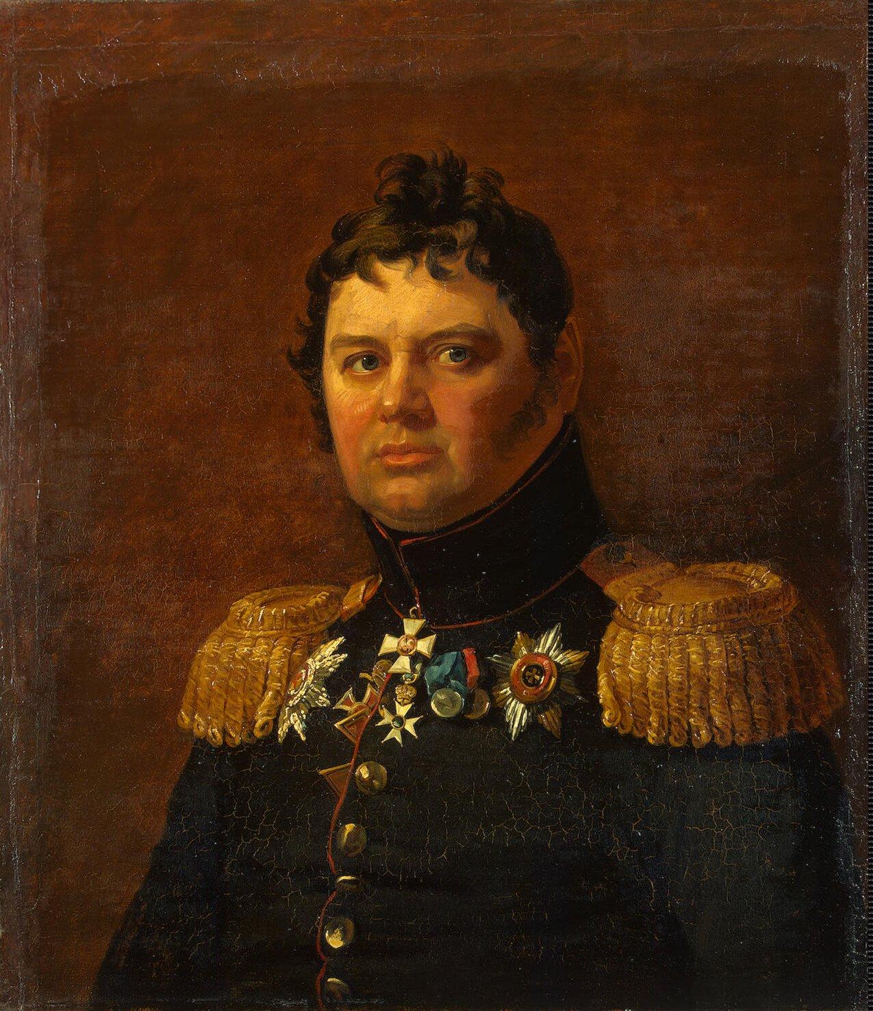 Левенштерн, Карл Фёдорович