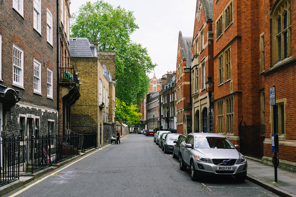 Лондон: от Вестминстерского аббатства до собора