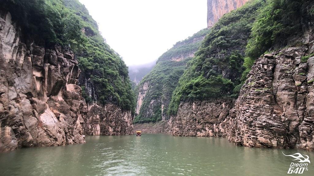 神女溪-長江三峽-24