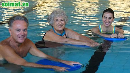 Tập thể dục thường xuyên giúp giảm nguy cơ mắc sỏi mật
