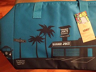 I bought this bag when I won TJ's bag lottery!