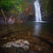 Courthouse Falls by Reid Northrup
