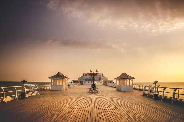 Cromer Pier Sunrise