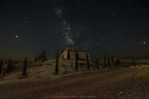 Noche y Estrellas.