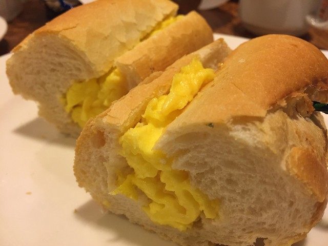 Breakfast Sandwich (French Bread)
