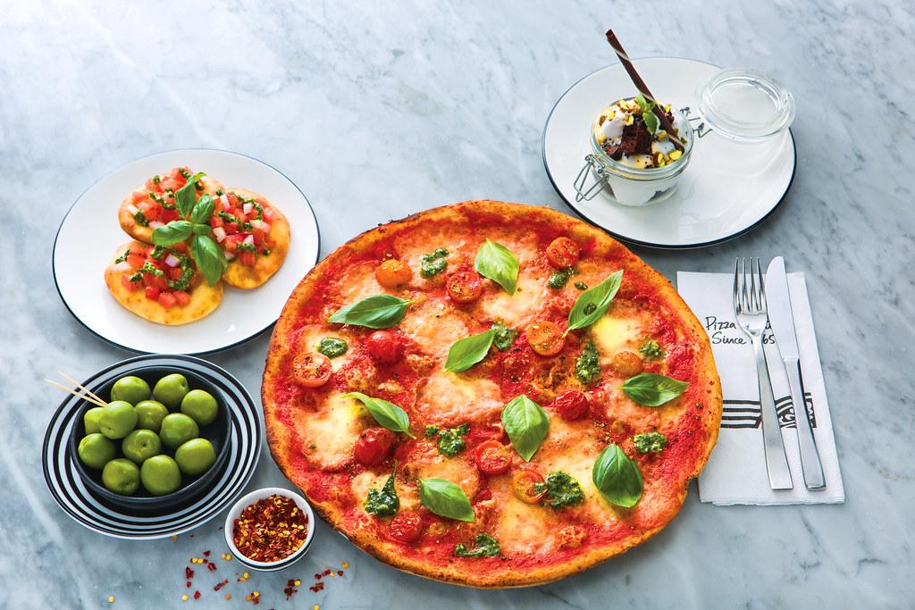 deliveroo PizzaExpress