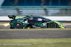 Antonelli Motorsport Lamborghini Huracan Super Trofeo Silverstone 2018 Sportscar Racing News