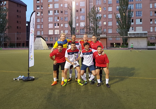 Credit Suisse campeon de Copa en Tercera Division 2