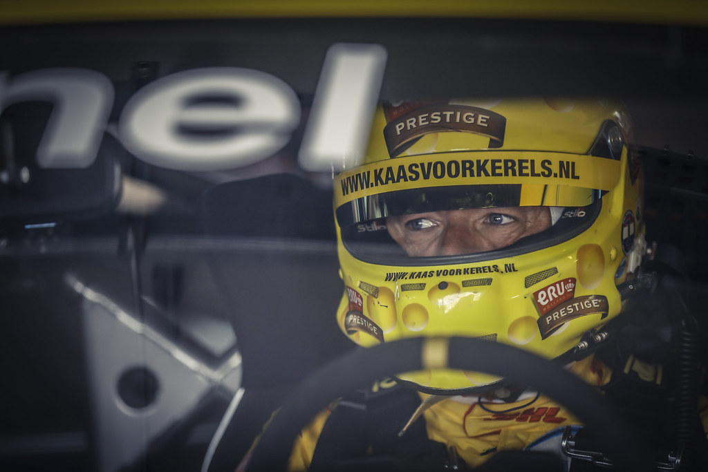 CORONEL Tom, (nld), Honda Civic TCR team Boutsen Ginion Racing, portrait during the 2018 FIA WTCR World Touring Car cup race of Slovakia at Slovakia Ring, from july 13 to 15 - Photo Jean Michel Le Meur / DPPI