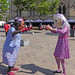 The Lost Grannies, by Beautiful Mess, at the Bradford Festival