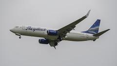 VQ-BIZ Boeing 737-800 Yakutia