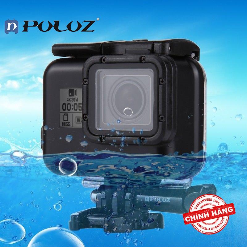 Case lặn chống nước GoPro Hero 5 GoPro Hero 6 chính hãng PULUZ