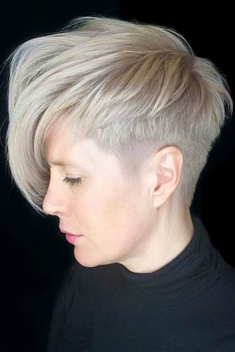 30+SHORT HAIR TRENDS FOR A FRESH LOOK - GET LATEST INSPIRATION 7