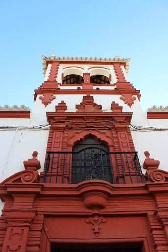 Casa-Palacio.Fuentes de Andalucía (Sevilla).