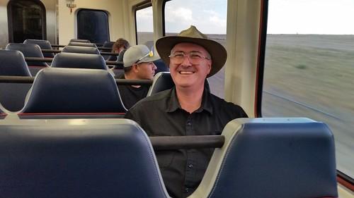Kevin on Board