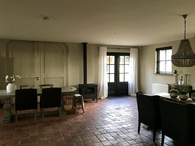 Interieur woonboerderij