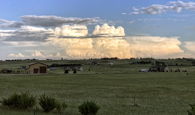 Twin Storm Cells