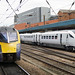 Hull Trains 180109 and IEP 800202 - Doncaster